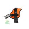 Sporthám narancs XL