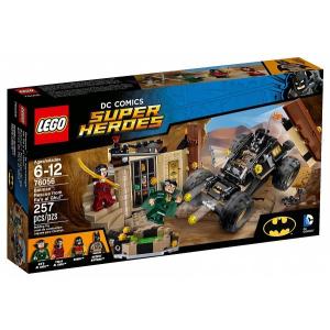 LEGO Super Heroes Menekülés Ra's al Ghul karmai közül (76056)