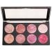 Makeup Revolution Blush arcpirosító paletta + minden rendeléshez ajándék.