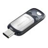 Sandisk Flashdrive 64GB USB Typ-C šedá