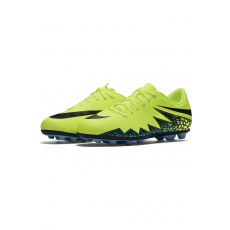 Nike Kids\' Nike Jr. HyperVenom Phade II (FG-R) Firm-Ground Football Boot