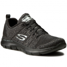 Skechers Félcipő SKECHERS - High Energy 12756/BKCC Black/Charcoal