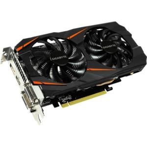 Gigabyte GeForce GTX 1060 WindForce2 OC 3GB GDDR5 192bit grafikus kártya