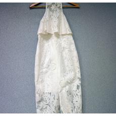 Fehér csipkés ruha- Egy méret