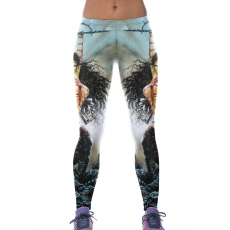 Warrior Princess Leggings