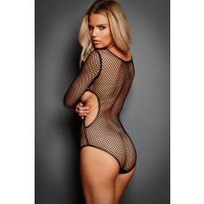 Sexy necc hálós fehérnemű body