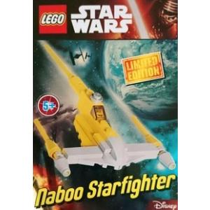 LEGO Mini Naboo Starfighter 2016-os Exclusive, Limitált Kiadás