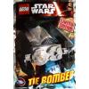 LEGO Mini Tie Bomber 2016-os Exclusive, Limitált Kiadás