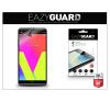 Eazyguard LG V20 képernyővédő fólia - 2 db/csomag (Crystal/Antireflex HD) mobiltelefon kellék