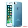 CELLECT iPhone 7 vékony TPU szilikon hátlap, Kék