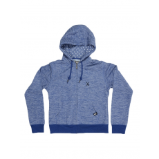 Dorko BASIC SWEAT HOODY BLUE MARL Pulóver (DR17030_0461)