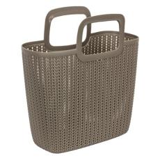 CURVER Kötött hatású bevásárló táska, CURVER