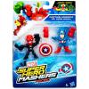 Marvel Super Hero Mashers Micro páros figura csomag - Amerika kapitány és Vaskoponya