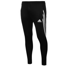 Adidas 3 Stripe Sereno Track férfi nadrág fekete L