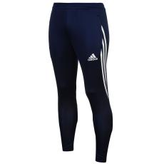 Adidas 3 Stripe Sereno Track férfi nadrág tengerészkék L