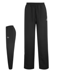 Lonsdale Open Hem Woven férfi nadrág fekete XL
