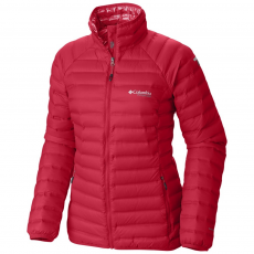 Columbia Compactor Down Jacket Túra és outdoor kabát D (1682821-p_653-Red Camellia)