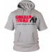 Gorilla Wear Boston Hoodie Short Sleeve (szürke) (1 db)