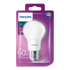 Philips Consumer LED bulb 8-60W A60 E27 827 230V FR ND