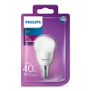Philips Consumer LED luster 5.5-40W P45 E14 827 FR ND