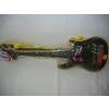 Húros fekete gitár