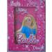 Barbie emlékkönyv kicsi