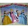 Disney hercegnők ablakdekoráció