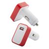 Waze USB-s autós szivargyújtó