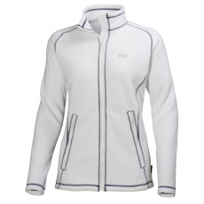 Helly Hansen W Zera Fleece Jacket Polár,softshell D (51737-p_001 White)