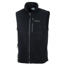 Columbia Fast Trek Fleece Vest Mellény D (1460001-p_010-Black)