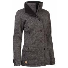 Woox Softshell kabát Woox Ovis Concha Gray Chica női