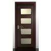 ÍRISZ 19 Dekorfóliás beltéri ajtó 75x210 cm