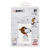 Emtec PN104 8GB USB 2.0 Snoopy Flying