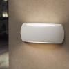 Fumagalli FRANCY fali lámpa E27  fehér test - opál üveg  szenzoros (Lámpa)