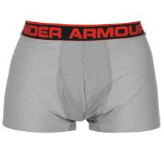 Under Armour 3 Inch Jock férfi boxeralsó szürke S