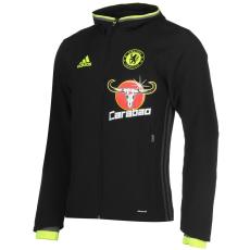 Adidas Chelsea Pre Match férfi dzseki fekete M