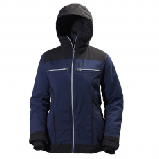 Helly Hansen W Belle Jacket Síkabát,snowboard kabát D (65533-p_689 Evening Blue)