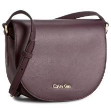 Calvin Klein Black Label Táska CALVIN KLEIN BLACK LABEL - K3yla Saddle Bag K60K602342 500