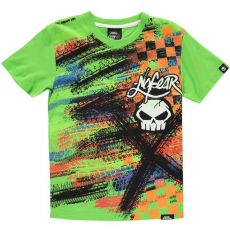 No Fear gyerek póló - Moto Graphic - No Fear Moto Graphic Tshirt Junior Boys
