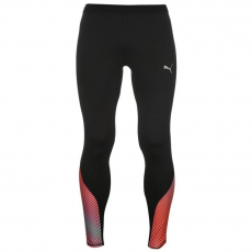 Puma férfi futónadrág - Puma Graphic Long Running Tights