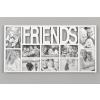 Byhome ZY-183 FRIENDS képkeret