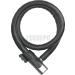 Abus Steel-O-Flex Centuro 860 Kerékpárzár 110 cm + QuickSnap RBU