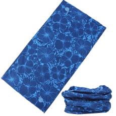 Csősál, kék virágok