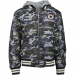 Converse gyerek kabát - Hooded Varsity - Converse Boys Hooded Varsity Jacket Rosemary