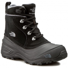 The North Face Hótaposó THE NORTH FACE - Youth Chilkat Lace II T92T5RKZ2 TNF Black/Zinc Grey