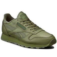 Reebok Cipők Reebok - Cl Leather Solids BD1322 Canopy Green