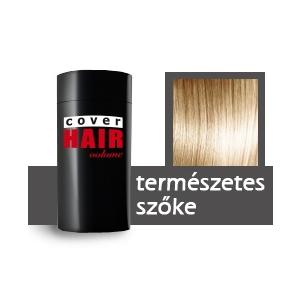 Cover Hair Volume hajdúsító, 30 g, sötét szőke (természetes szőke)