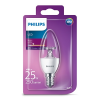 Philips Consumer LED candle 4-25W B35 E14 827 CL ND