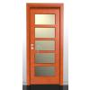 LIBRA 3/C, borovi fenyő beltéri ajtó 100x210 cm