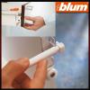 Blum metabox fiók ZRE.521S. magasító korlát 550mm Krémfehér